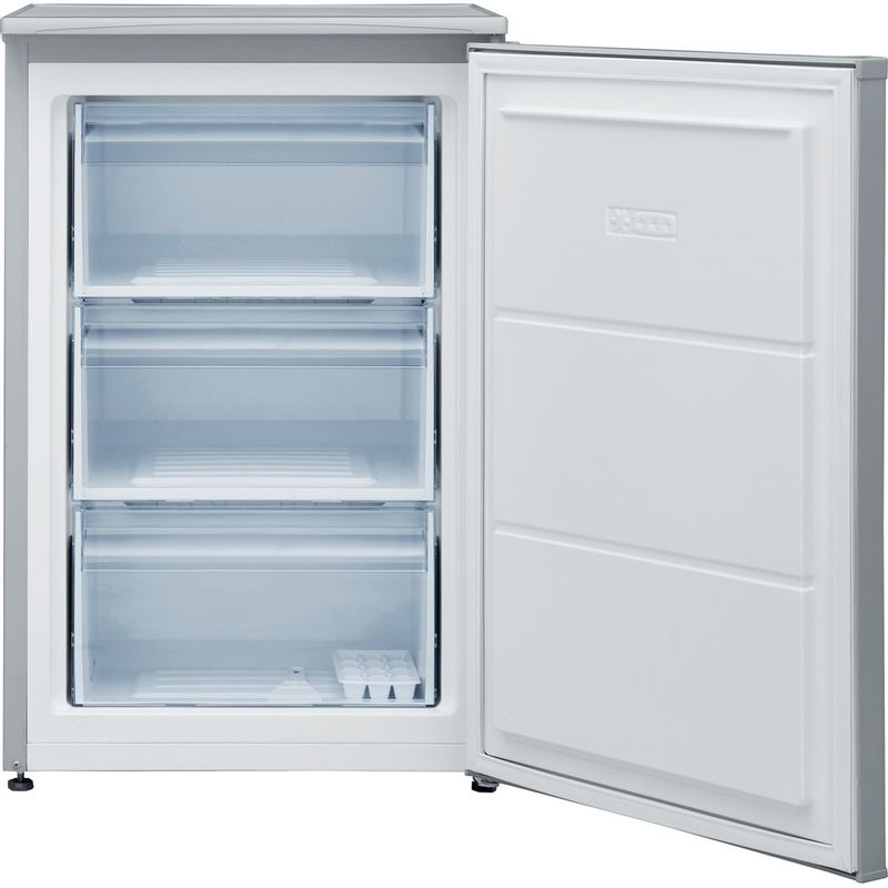 Indesit-Freezer-Free-standing-I55ZM-1110-S-1-Silver-Perspective-open