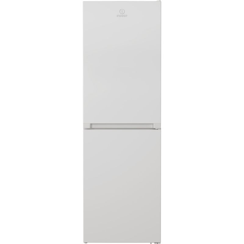Indesit-Fridge-Freezer-Free-standing-INFC8-50TI1-W-1-White-2-doors-Frontal