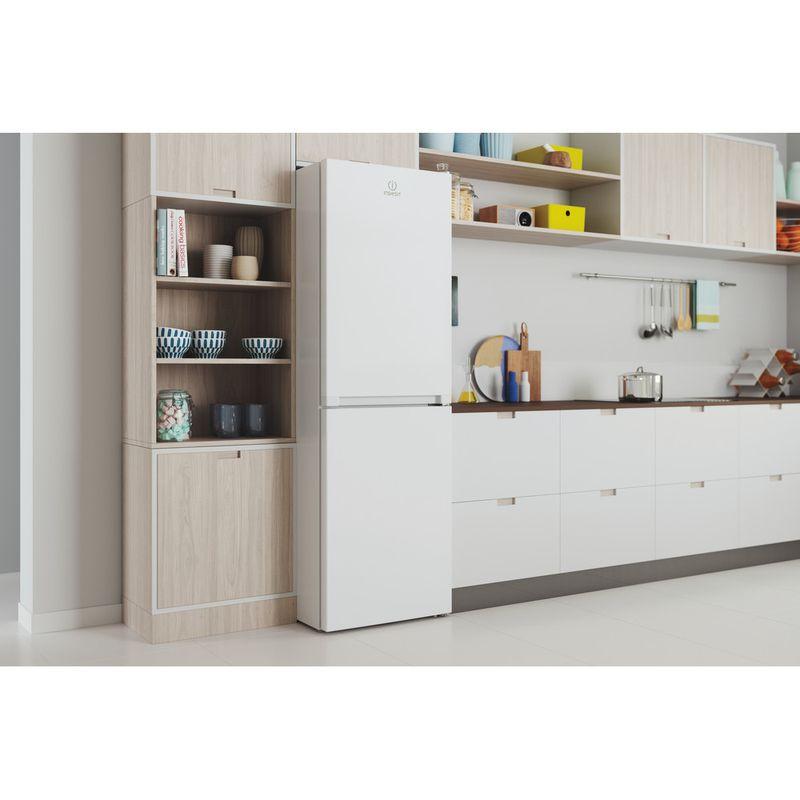 Indesit-Fridge-Freezer-Free-standing-INFC8-50TI1-W-1-White-2-doors-Lifestyle-perspective