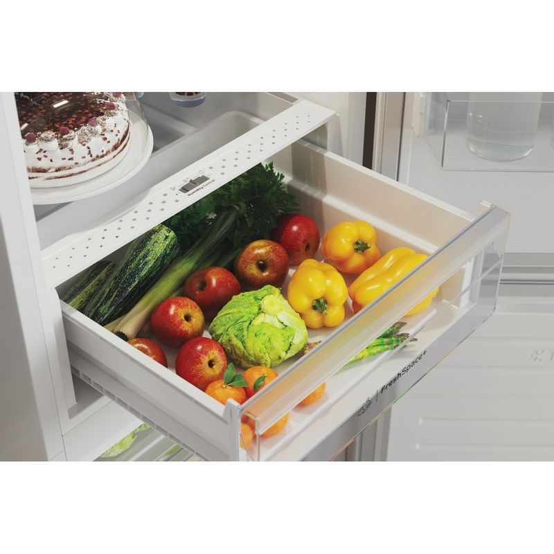 Indesit-Fridge-Freezer-Free-standing-INFC8-50TI1-W-1-White-2-doors-Drawer
