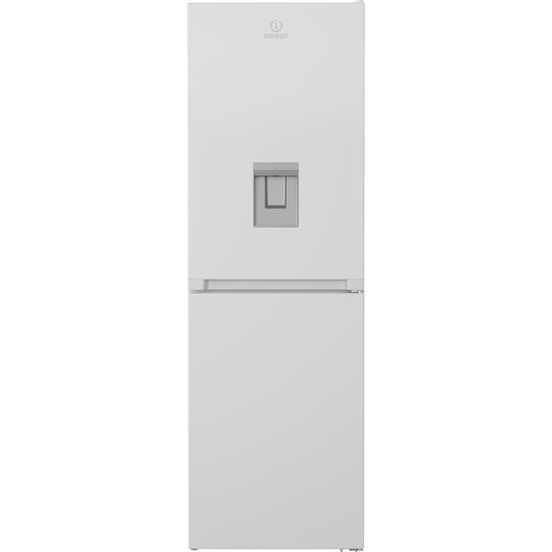 Indesit-Fridge-Freezer-Free-standing-INFC8-50TI1-W-AQUA-1-White-2-doors-Frontal