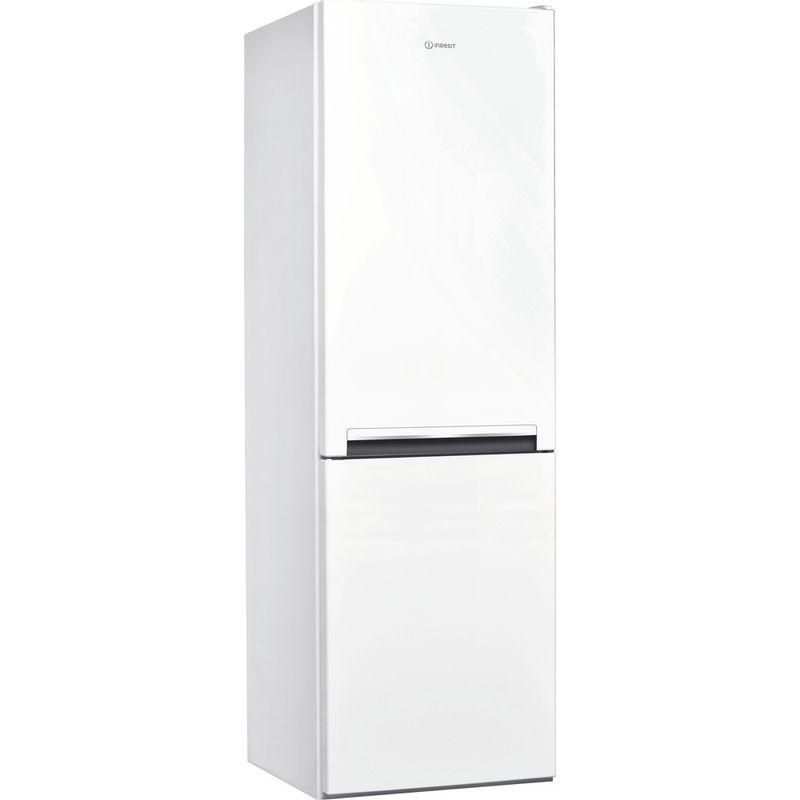 Indesit-Fridge-Freezer-Free-standing-LI8-S1E-W-UK-Global-white-2-doors-Perspective