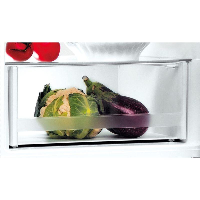 Indesit-Fridge-Freezer-Free-standing-LI8-S1E-S-UK-Silver-2-doors-Drawer