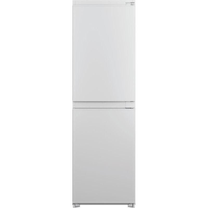 Indesit-Fridge-Freezer-Built-in-IBC18-5050-F1-White-2-doors-Frontal