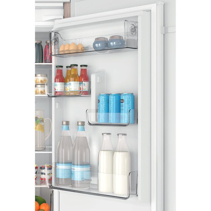 Indesit-Fridge-Freezer-Built-in-INC18-T311-UK-White-2-doors-Lifestyle-detail