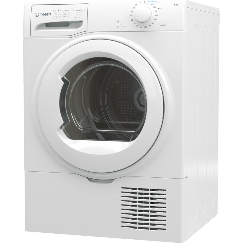 Indesit-Dryer-I2-D81W-UK-White-Perspective
