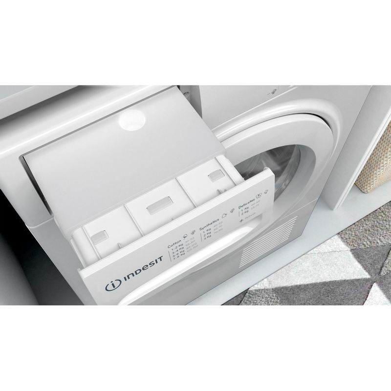 Indesit-Dryer-I2-D81W-UK-White-Drawer