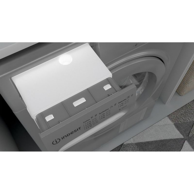 Indesit-Dryer-I2-D81S-UK-Silver-Drawer
