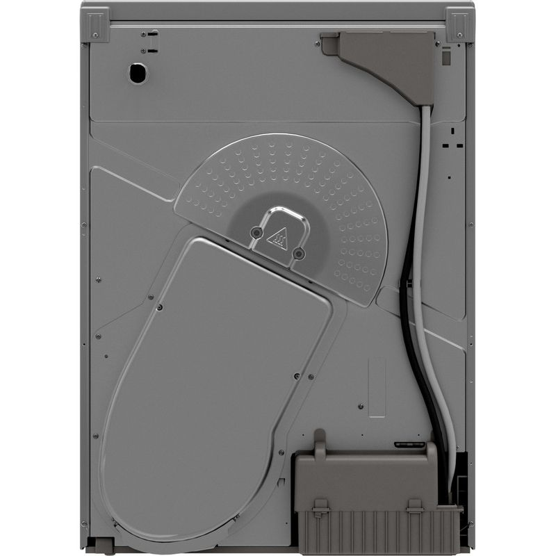 Indesit-Dryer-I2-D81S-UK-Silver-Back---Lateral
