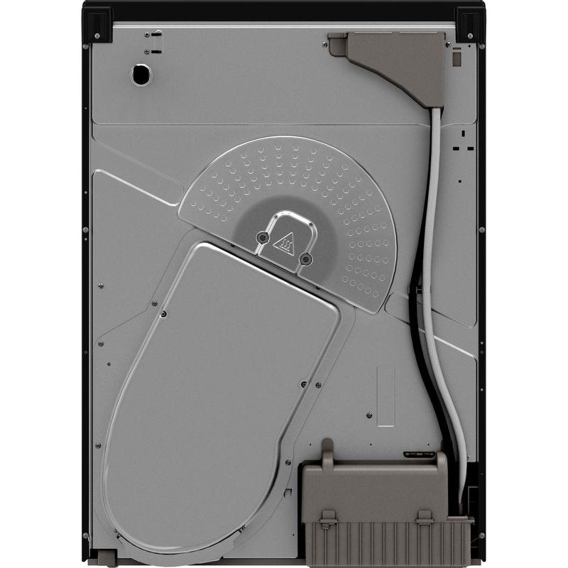 Indesit-Dryer-I2-D81B-UK-Black-Back---Lateral