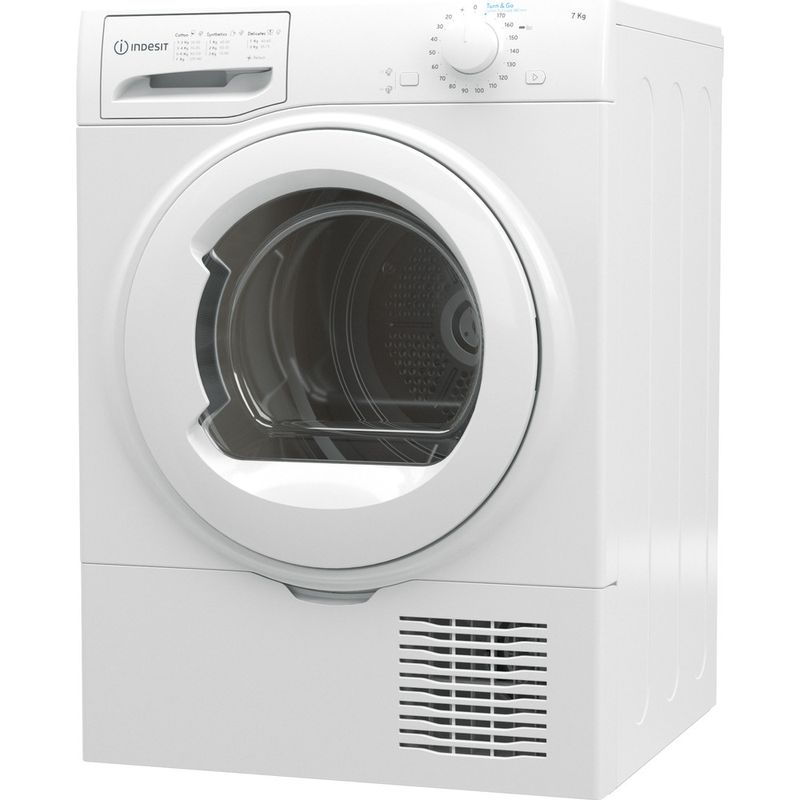 Indesit-Dryer-I2-D71W-UK-White-Perspective