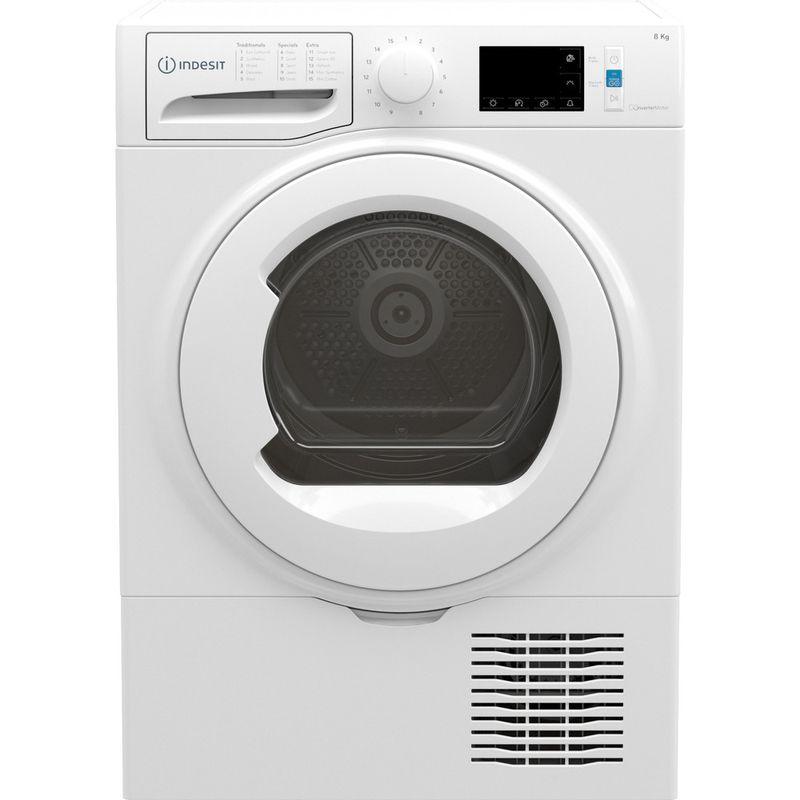 Indesit-Dryer-I3-D81W-UK-White-Frontal