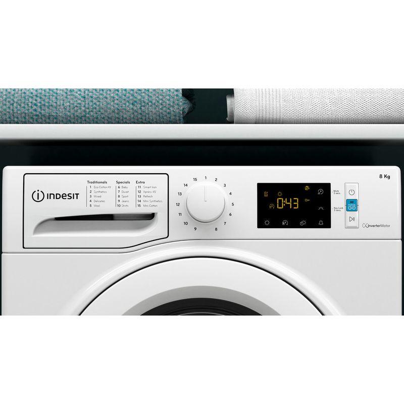 Indesit-Dryer-I3-D81W-UK-White-Lifestyle-control-panel