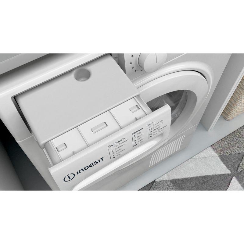 Indesit-Dryer-I3-D81W-UK-White-Drawer