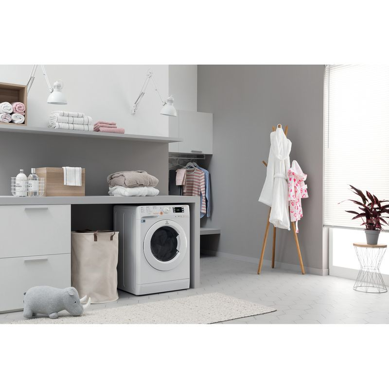 Indesit-Washer-dryer-Free-standing-XWDE-751480X-W-UK-White-Front-loader-Lifestyle-perspective