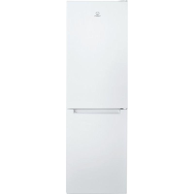 Indesit-Fridge-Freezer-Free-standing-LR8-S1-W-UK-White-2-doors-Frontal