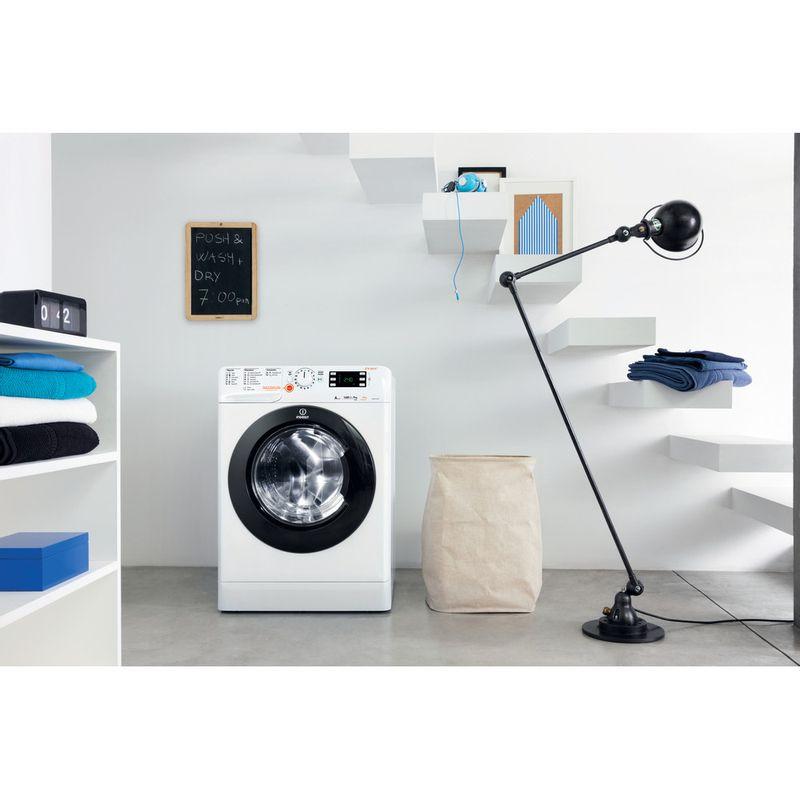 Indesit-Washer-dryer-Free-standing-XWDE-961480X-WKKK-UK-White-Front-loader-Lifestyle-frontal