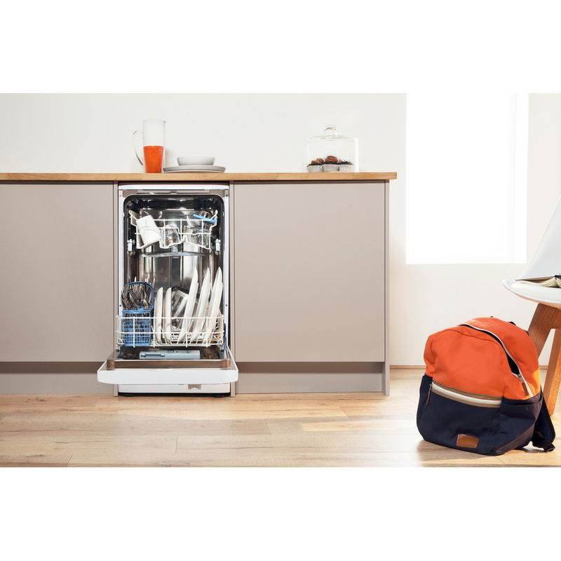 Indesit-Dishwasher-Free-standing-DSR-15B1-UK-Free-standing-A-Lifestyle-frontal-open