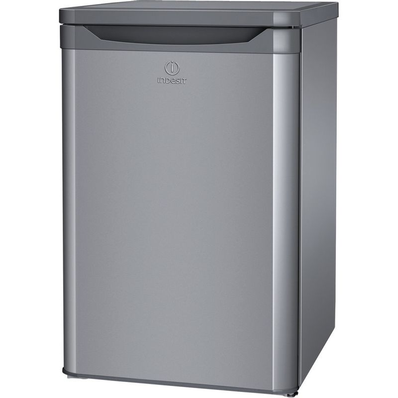 Indesit-Refrigerator-Free-standing-TLAA-10-SI--UK-.1-Silver-Perspective