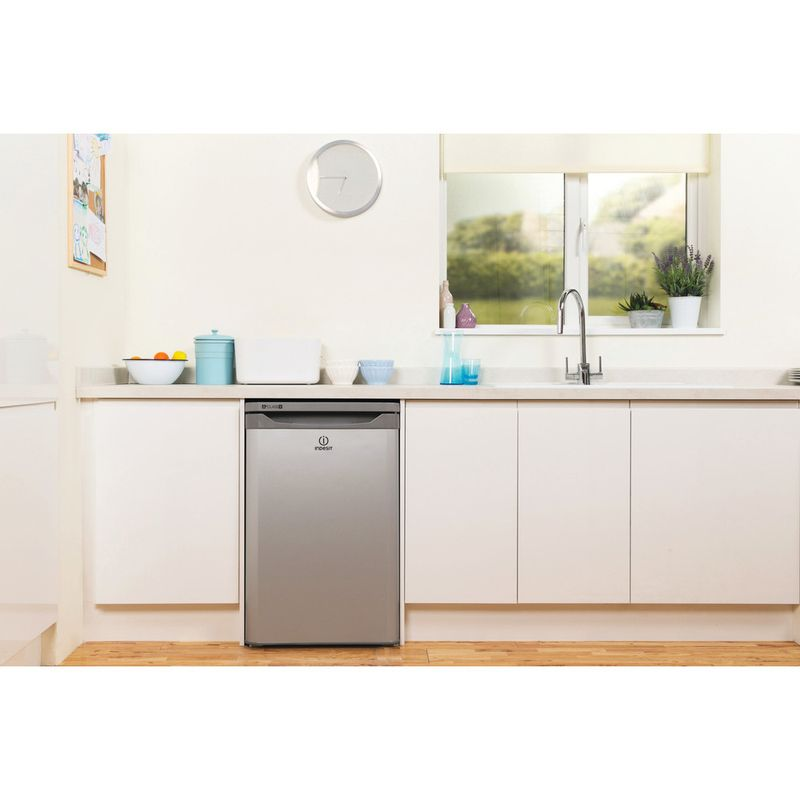 Indesit-Refrigerator-Free-standing-TLAA-10-SI--UK-.1-Silver-Lifestyle_Frontal