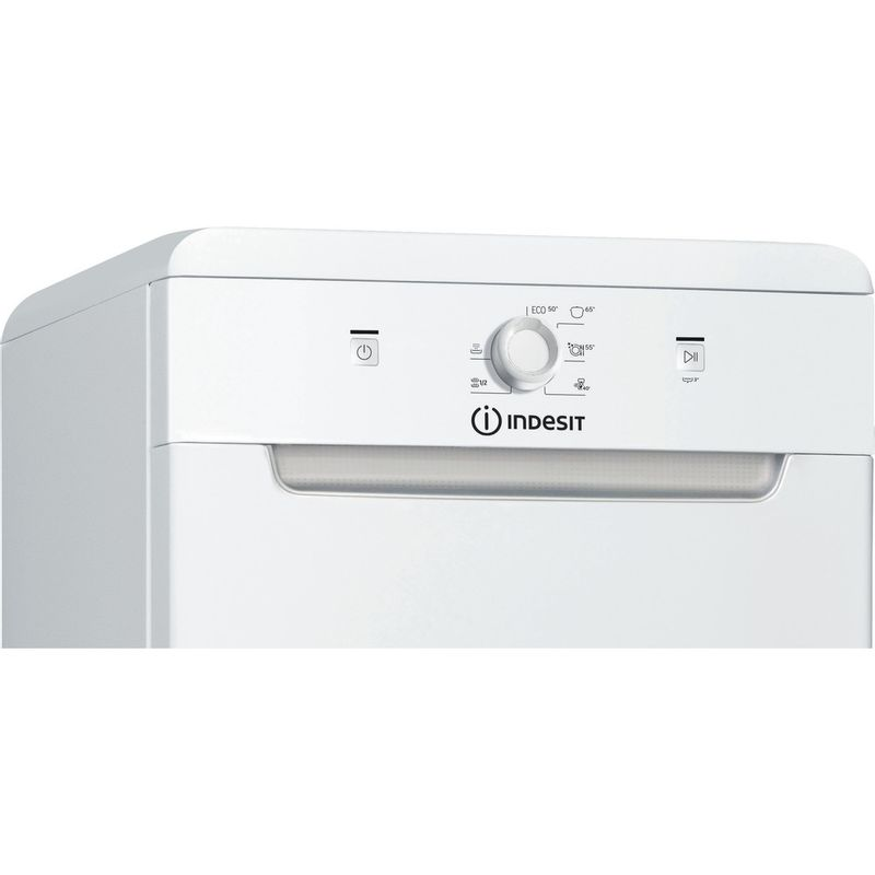Indesit-Dishwasher-Free-standing-DSFE-1B10-UK-Free-standing-F-Control-panel